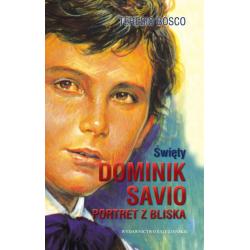 Święty Dominik Savio. Portret z bliska