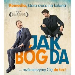Jak Bóg da (DVD)