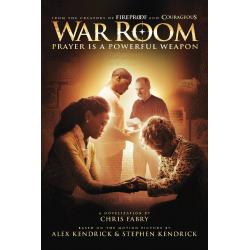 War Room. Siła Modlitwy (DVD)