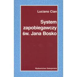 System zapobiegawczy św. Jana Bosko