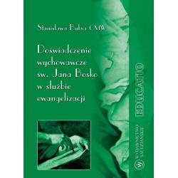Doświadczenie wychowawcze św. Jana Bosko w służbie ewangelizacji