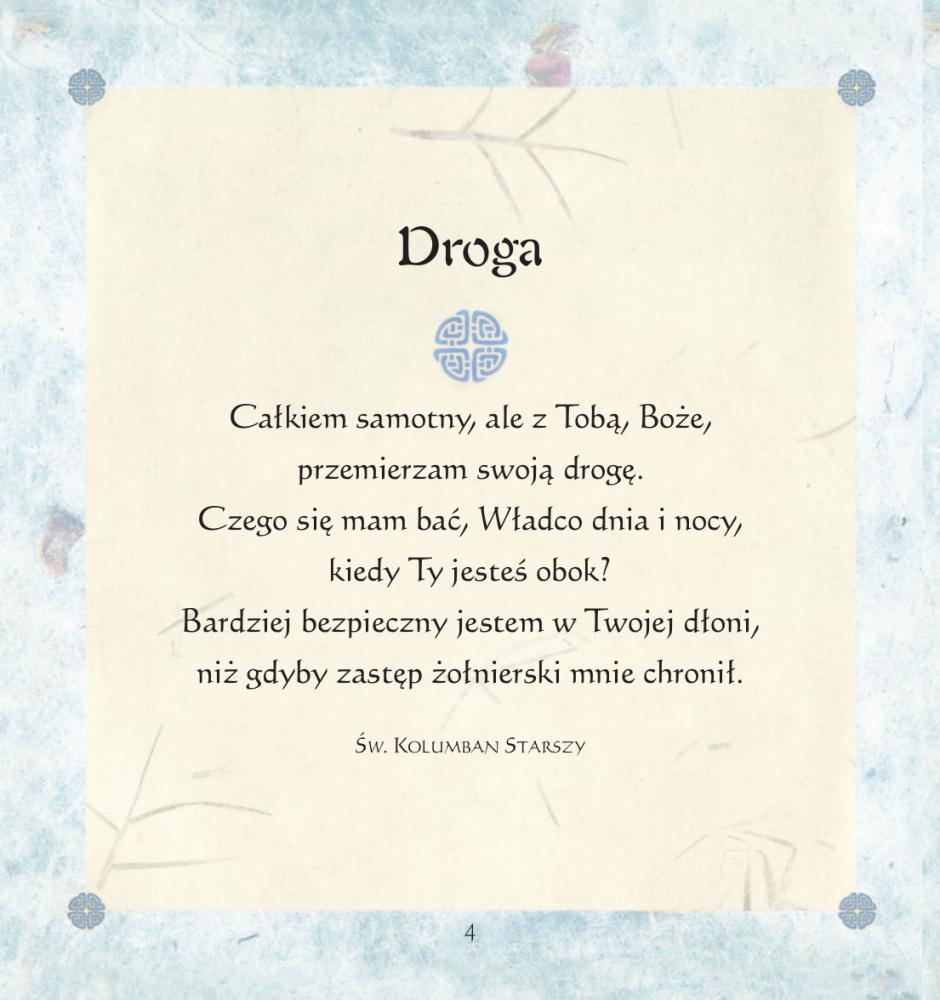 Zaawansowane Celtycka dusza. Wiersze, modlitwy i muzyka (+CD) NI58