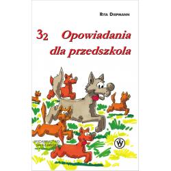 32 opowiadania dla przedszkola
