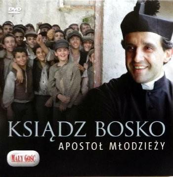 Ksiądz Bosko apostoł młodzieży. Film DVD